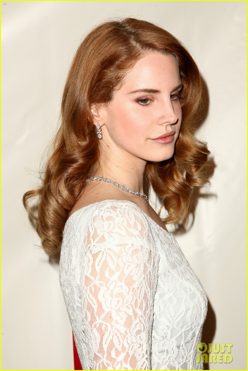 Lana Del Rey: Grammy Awards P&E Wing Event!: Photo 2626768