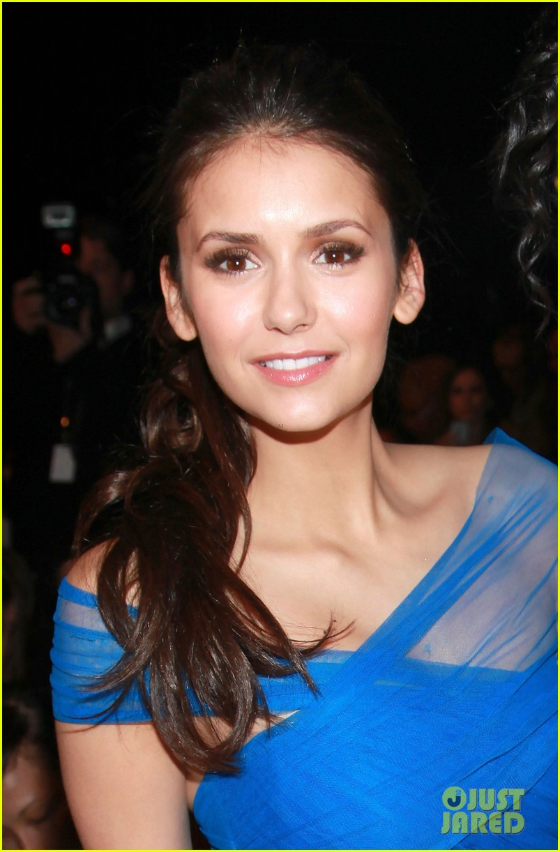 nina dobrev fashion week fierce 21