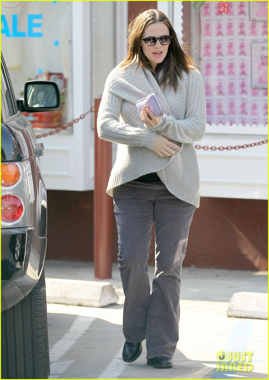 jennifer garner morning seraphina 082625048