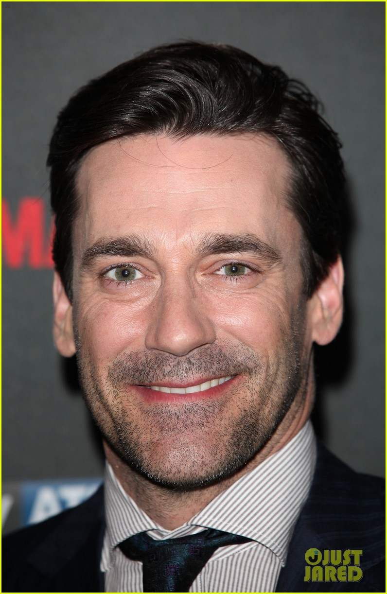 jon hamm season 5 mad men photo call 01
