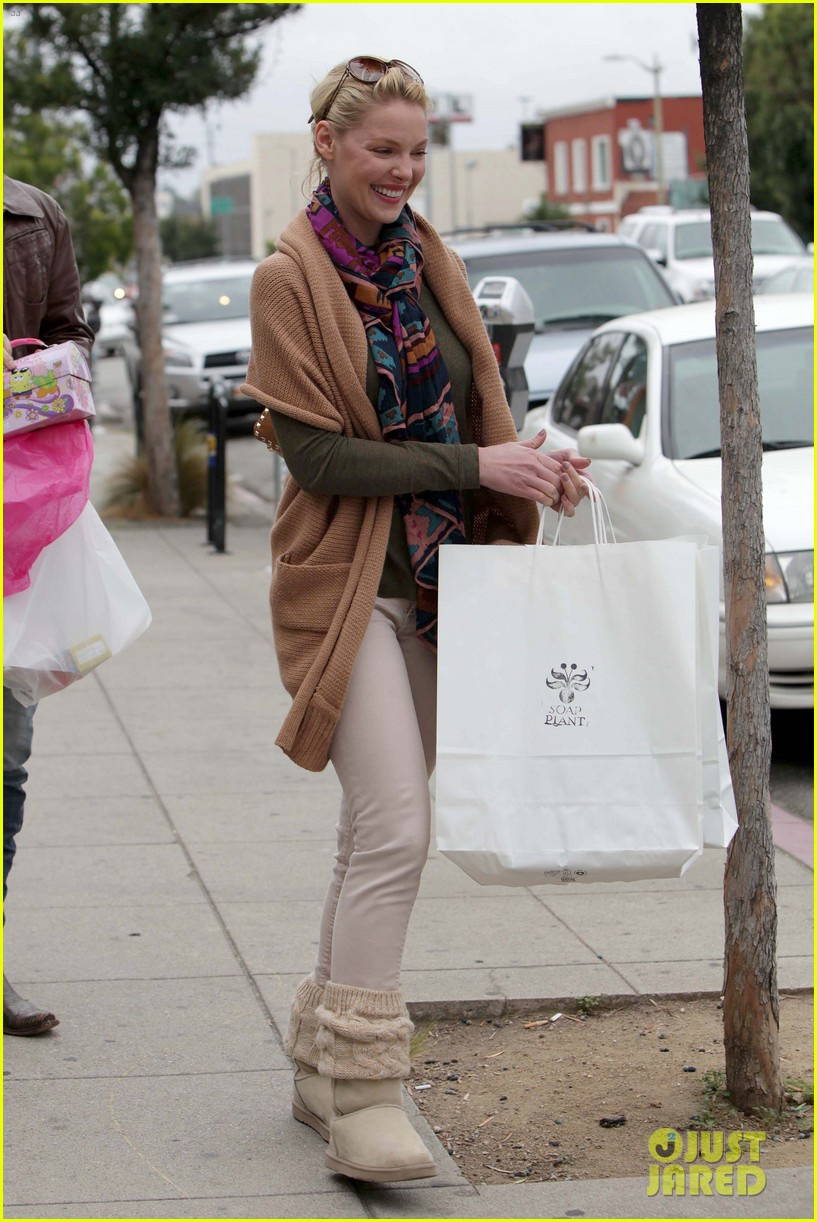 katherine heigl josh kelley umami burger lovers 05