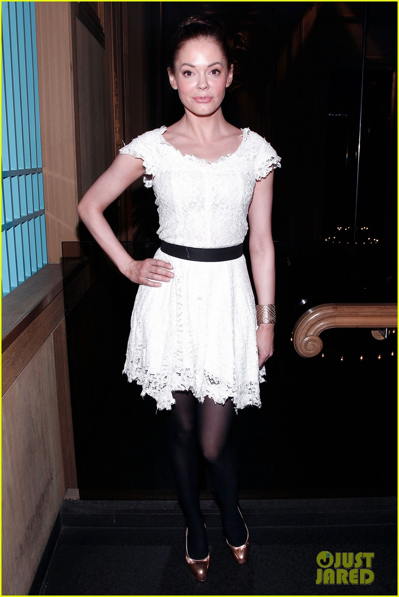 rose mcgowan barbie fashion week 12