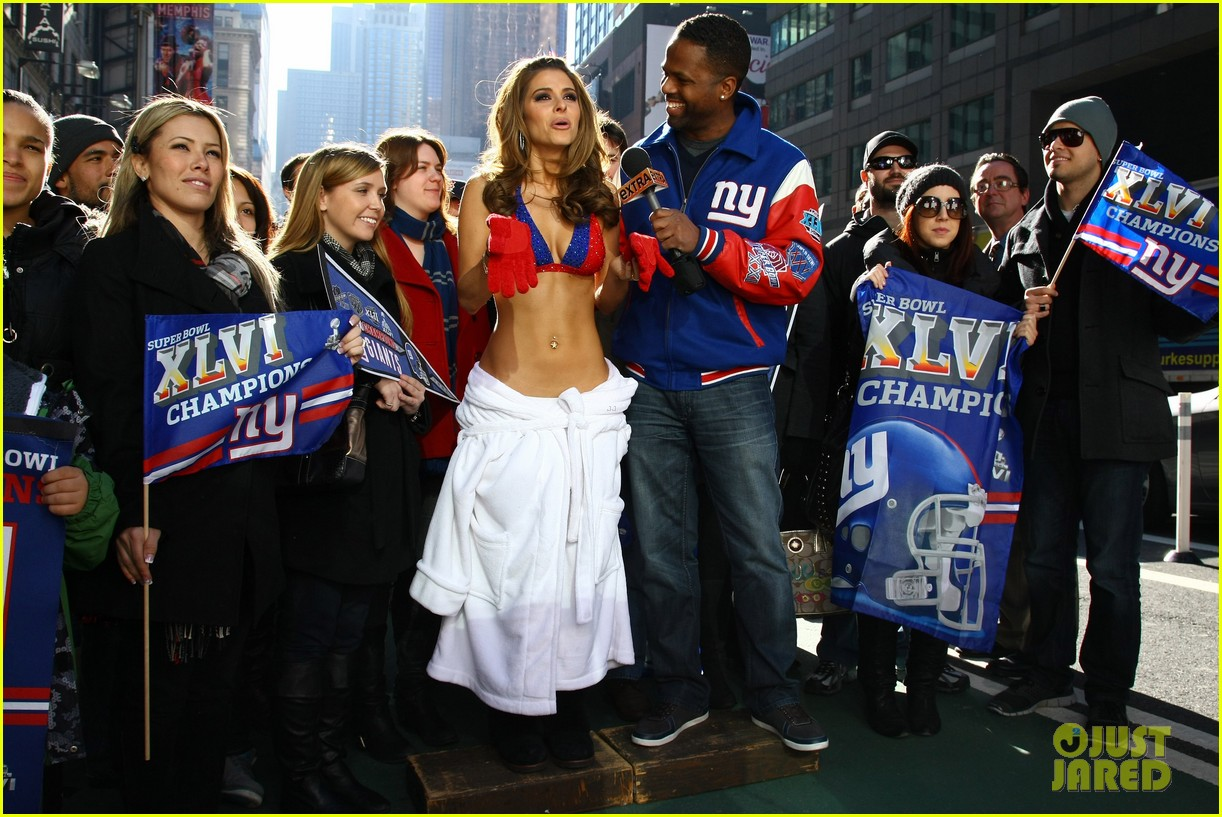 maria menounos bikini bet giants win 052625904