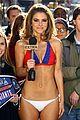 maria menounos bikini bet giants win 09
