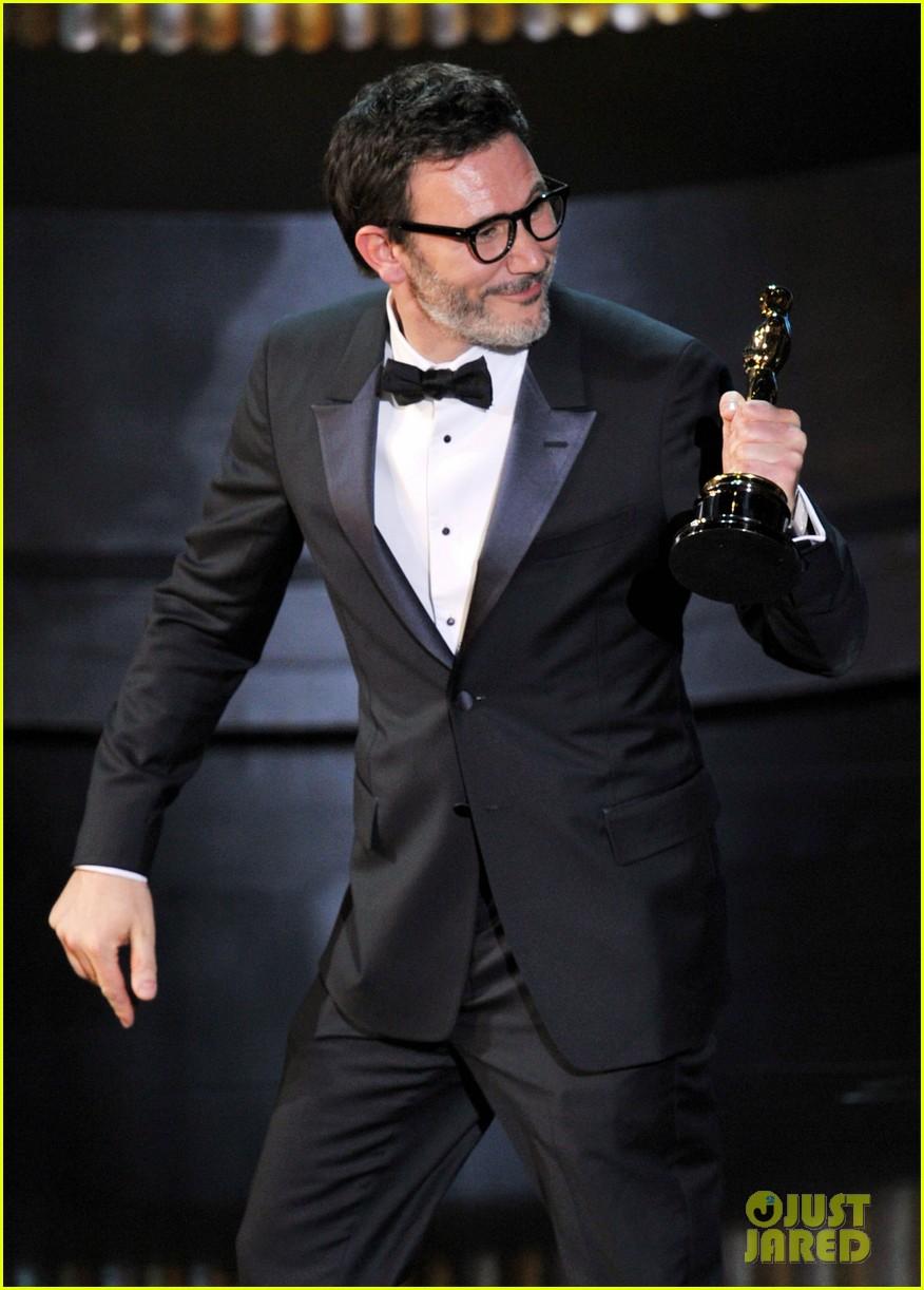 michel hazanavicius wins oscars best director 01