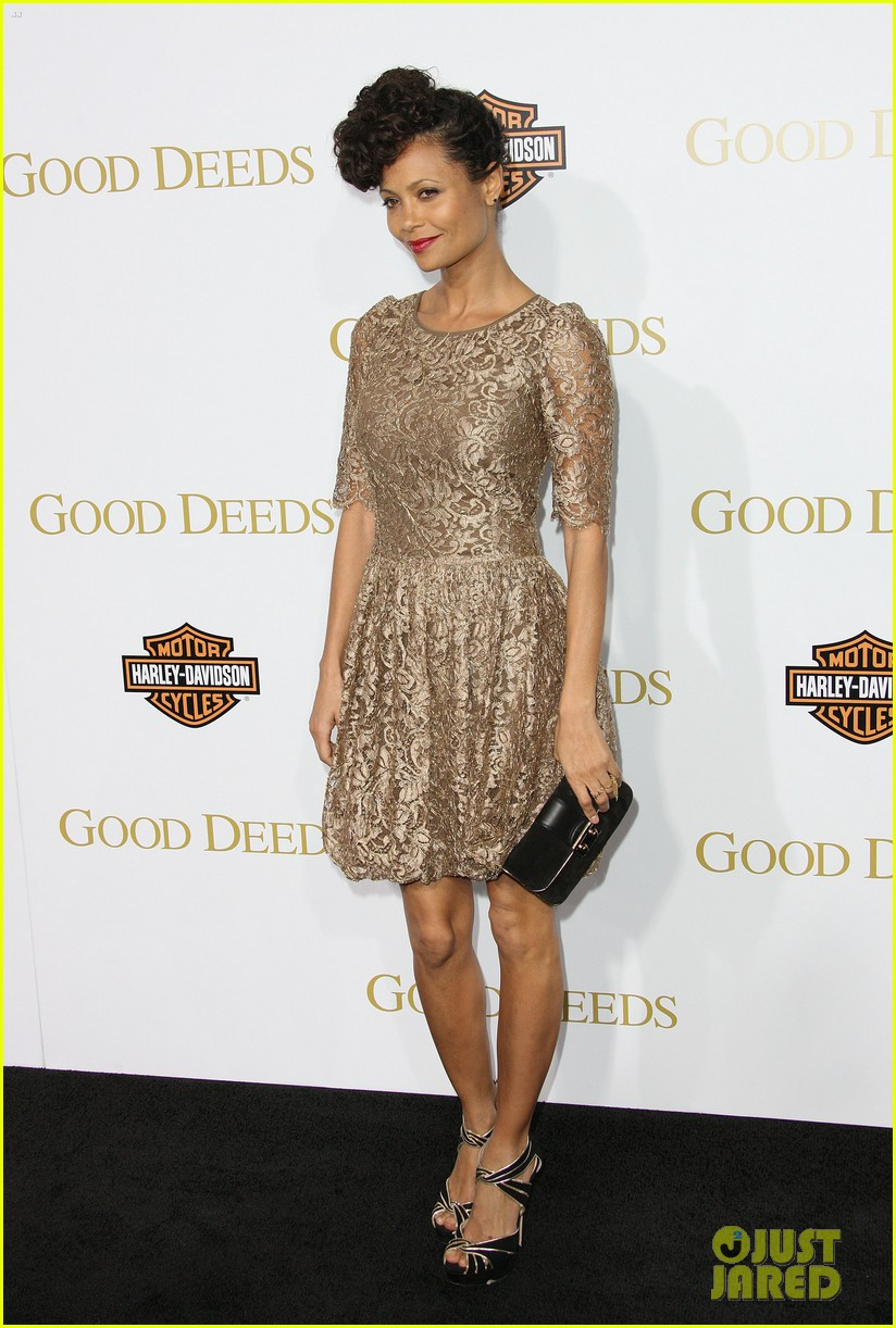 thandie newton good deeds premiere 01