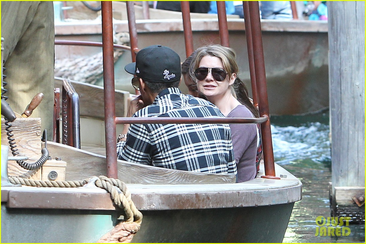 ellen pompeo disneyland 05