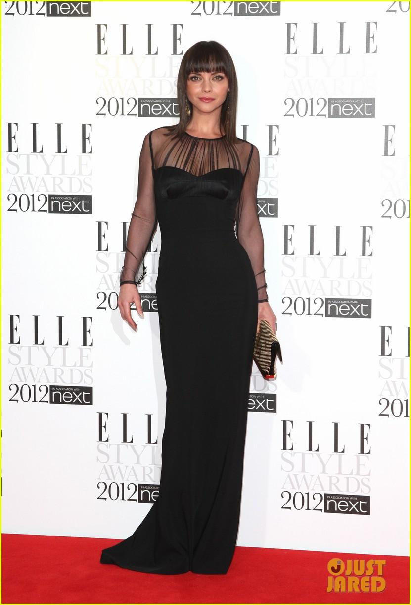 christina ricci elle style awards 01