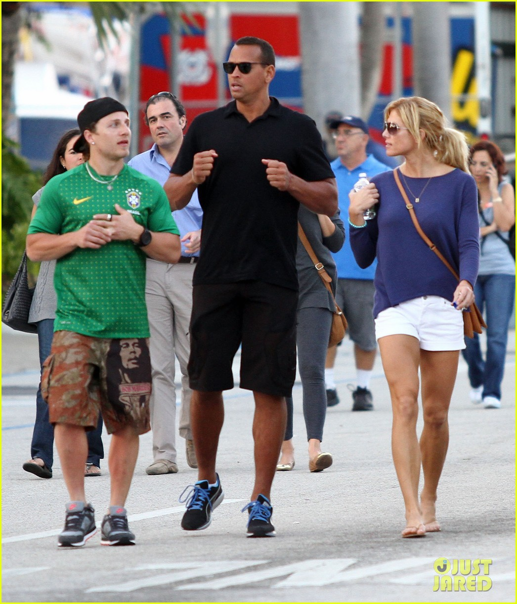 alex rodriguez torrie wilson miami friend 05