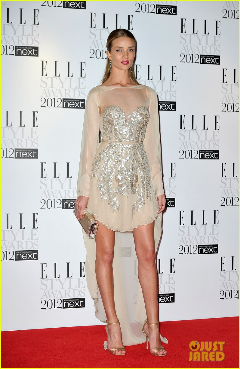 rosie huntington whiteley elle style awards 02