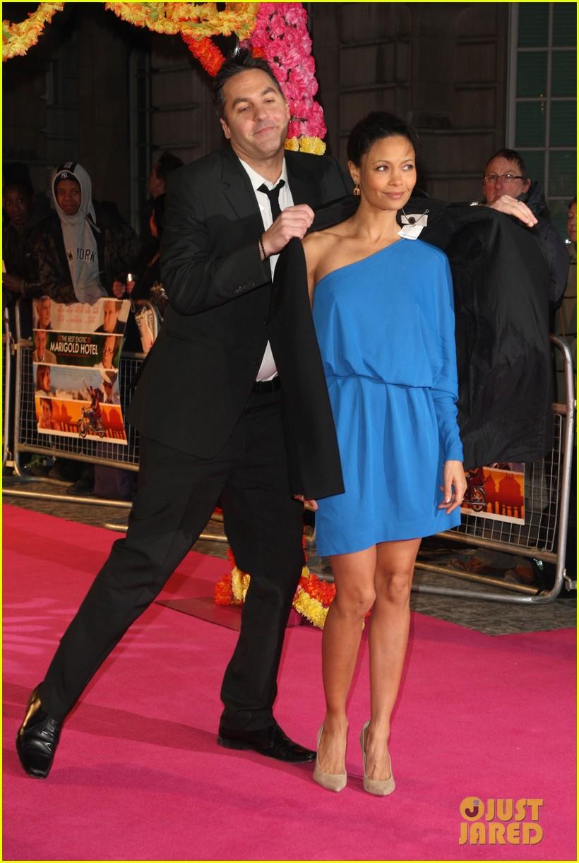 thandie newton best exotic marigold hotel premiere 03