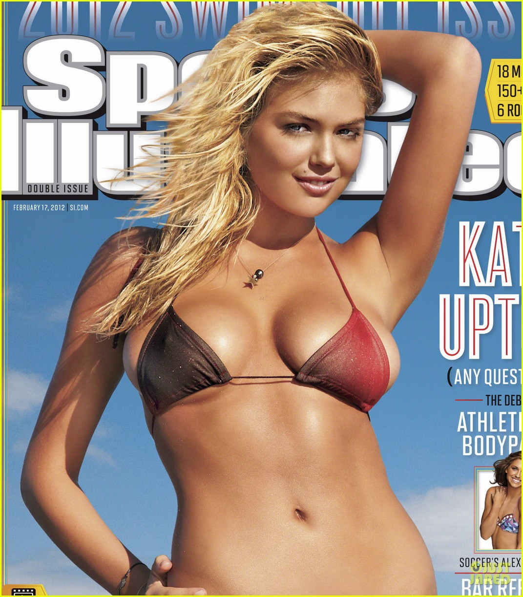 kate upton sports illustrated swimsuit cover 05