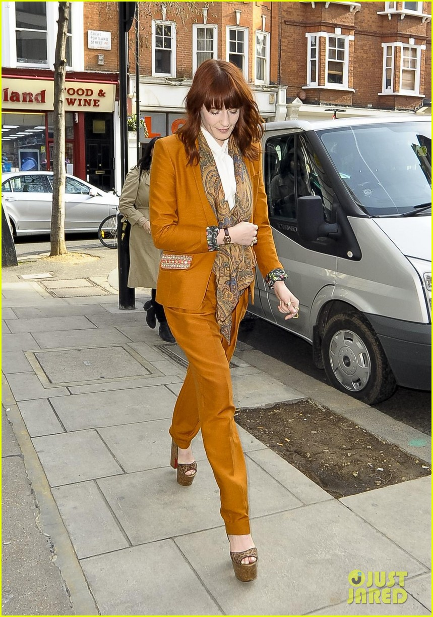 florence welch brit awards 2012 06