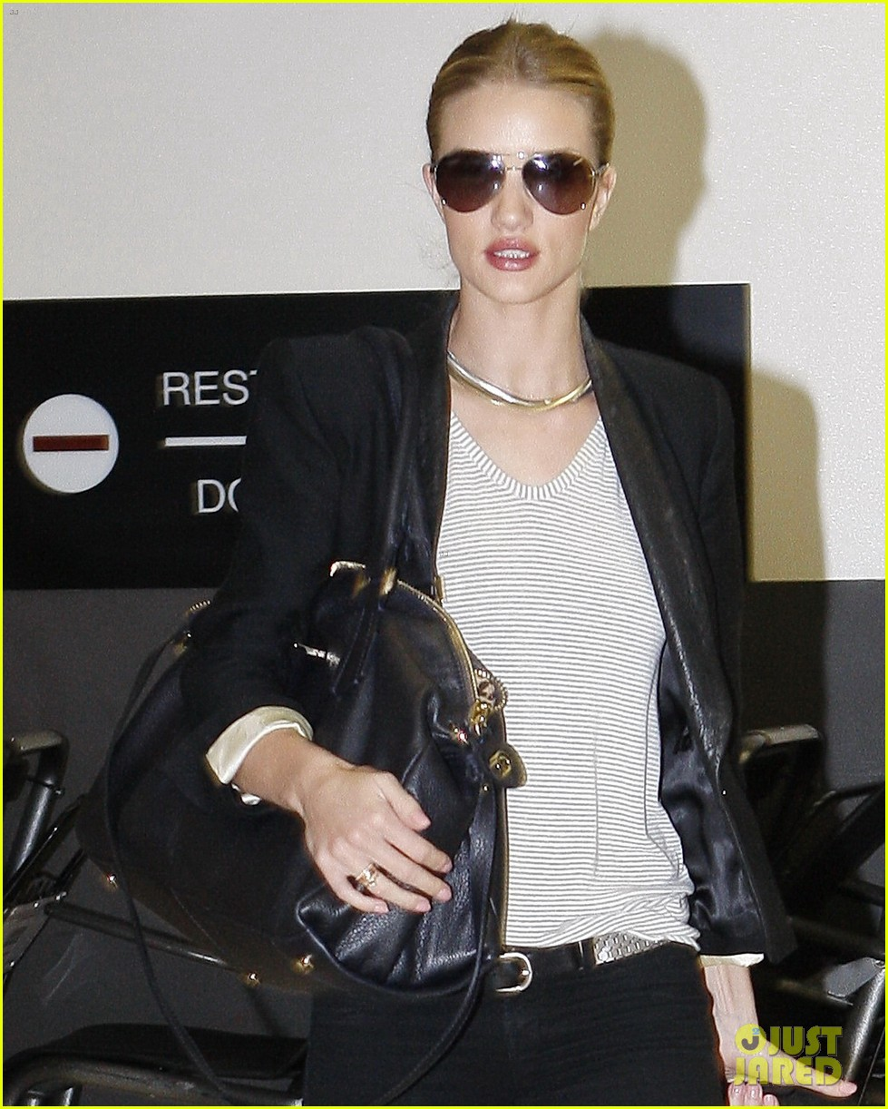 rosie huntington whiteley from london to l a 07