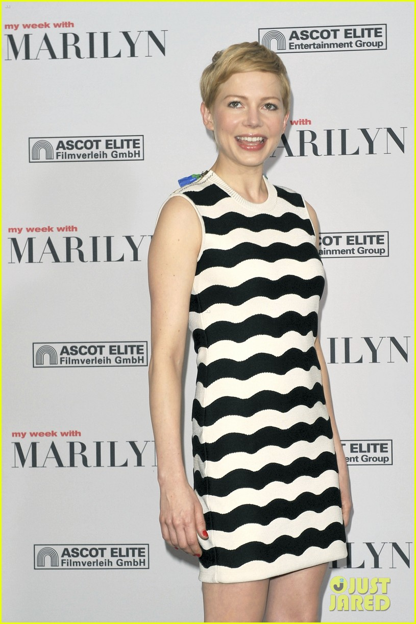 michelle williams marilyn berlin photo call 05