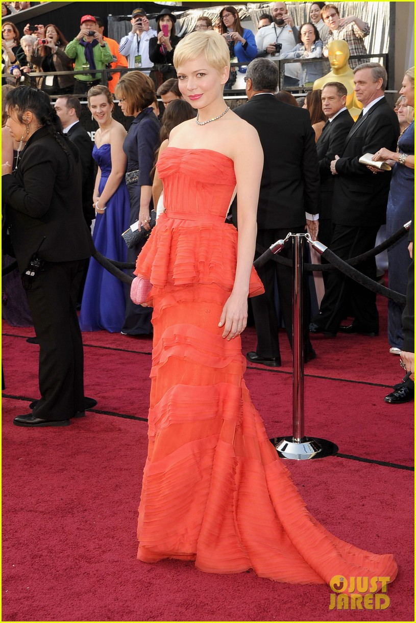 michelle williams 2012 oscars 01