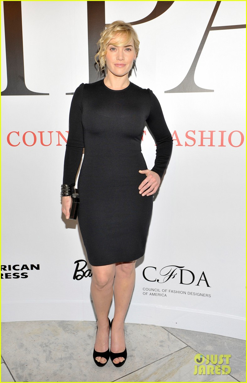kate winslet cfda gala 14