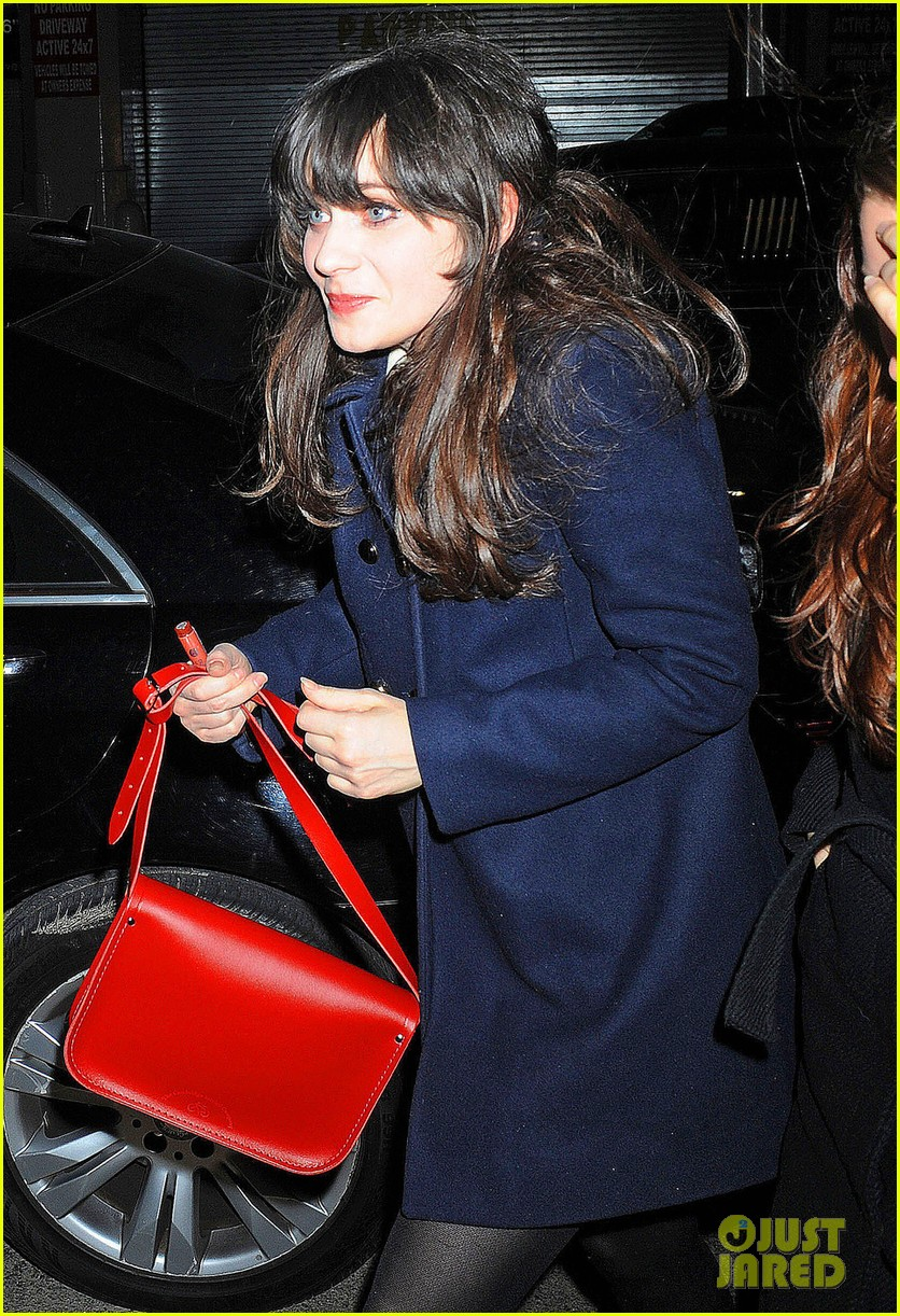 zooey deschanel jenna dewan jonah hill snl after party 03
