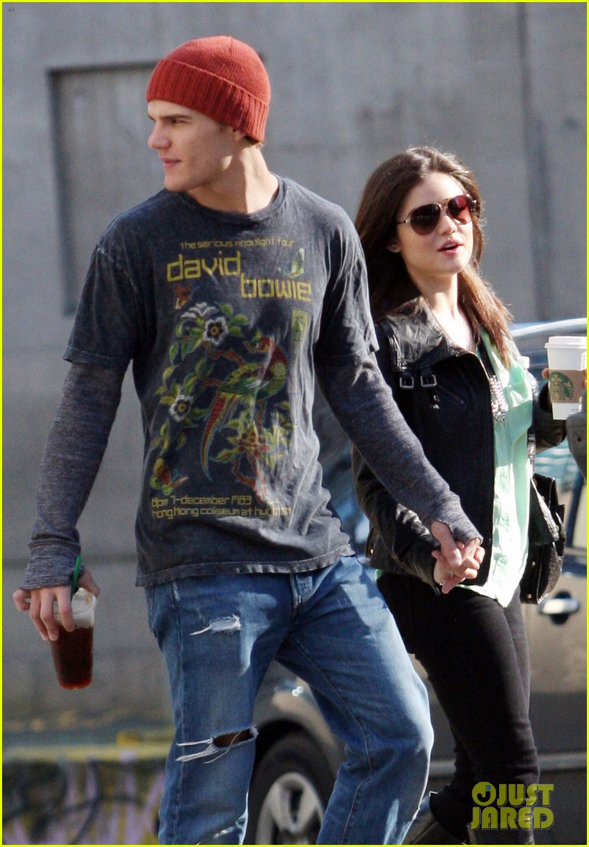 chris zylka lucy hale holding hands 08