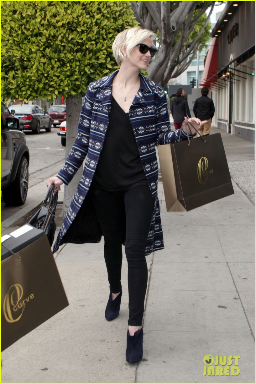 ashlee simpson shopping 10