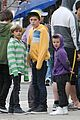 david victoria beckham lunch with the kids 02