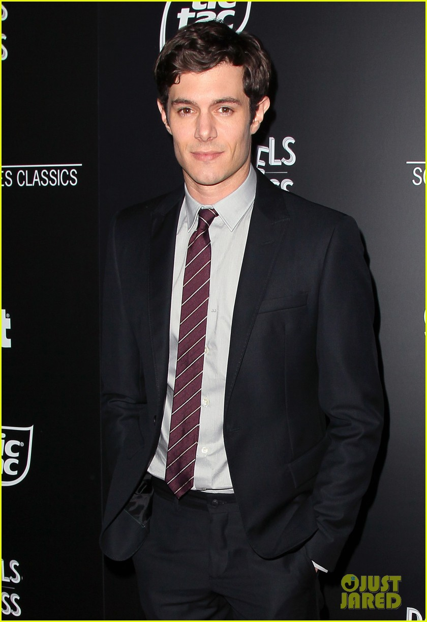 adam brody analeigh tipton damsels in distress premiere 07