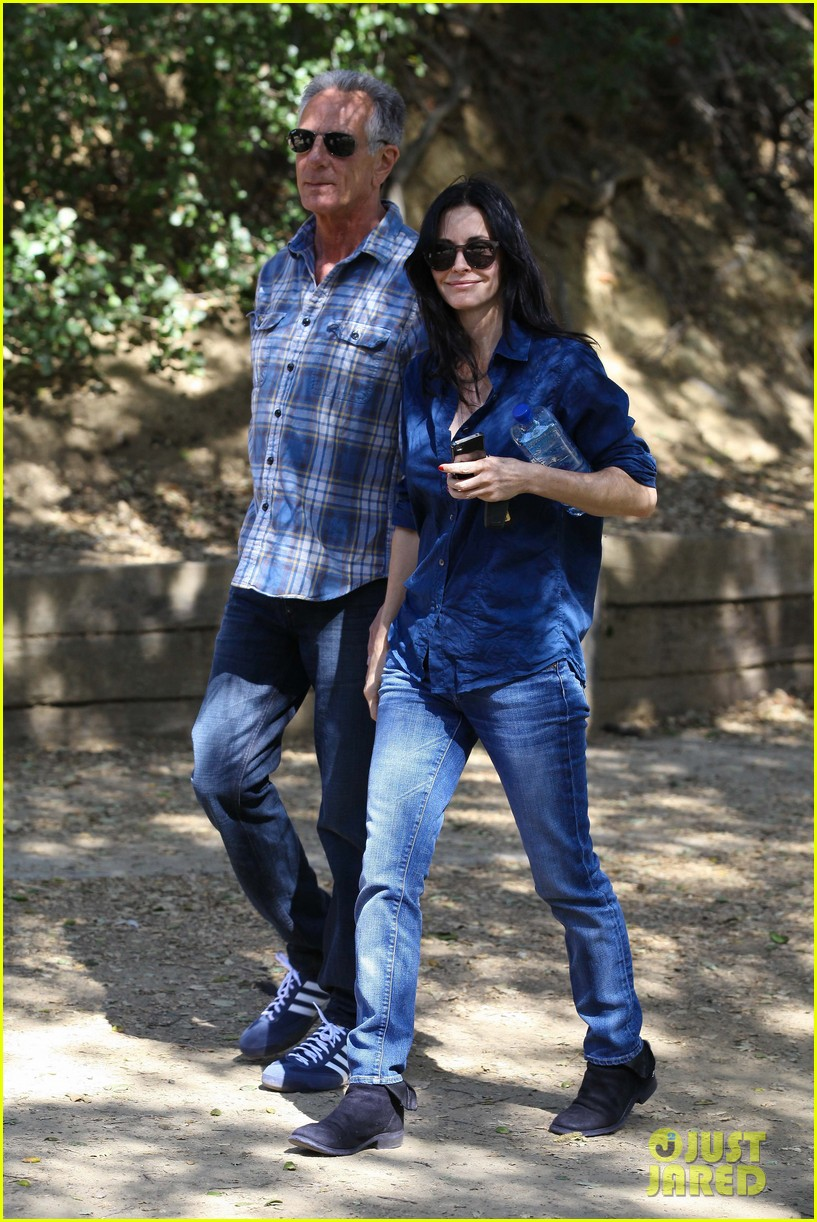 courteney cox cougar town location scouting 132635479