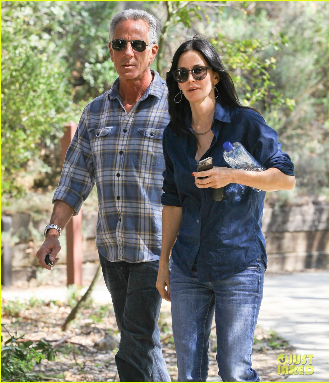 courteney cox cougar town location scouting 152635481