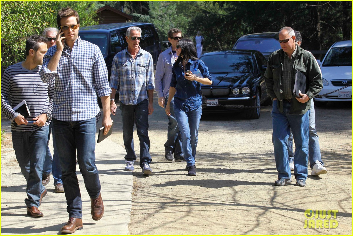 courteney cox cougar town location scouting 20