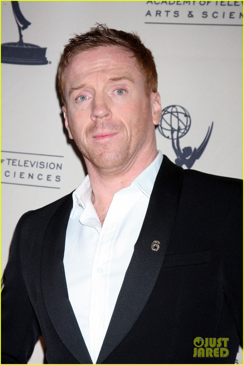 claire danes homeland panel with damian lewis 10