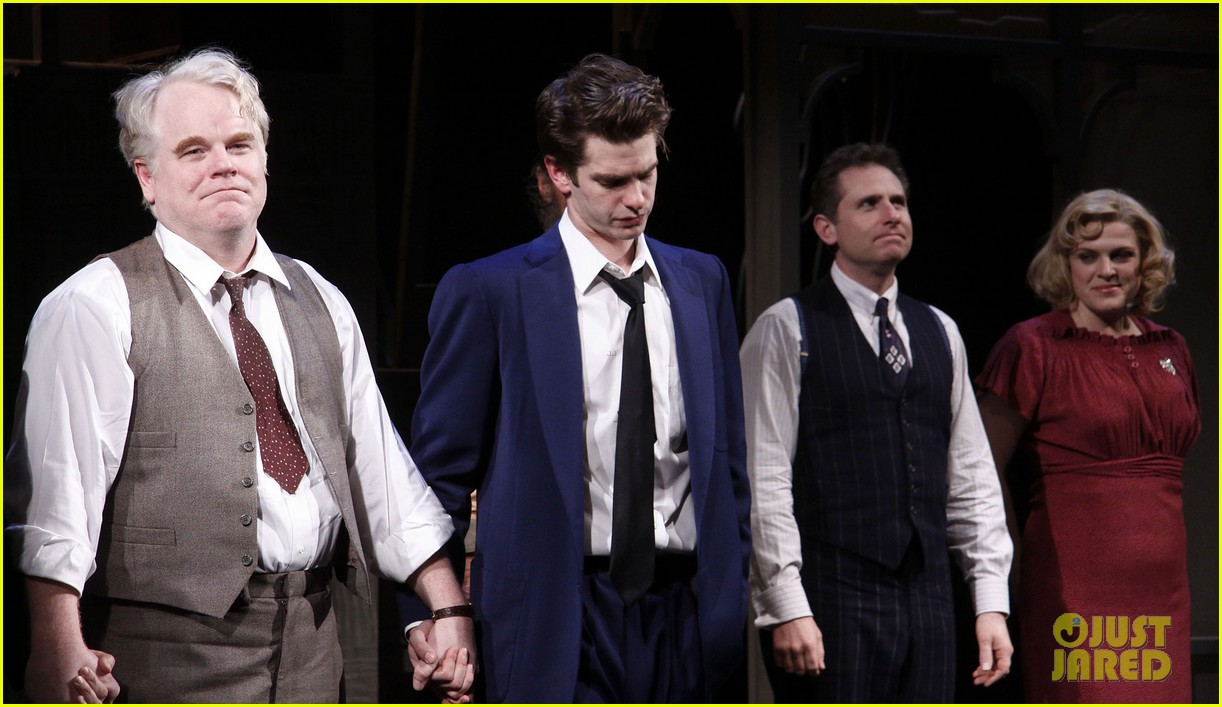 andrew garfield death salesman curtain call 08