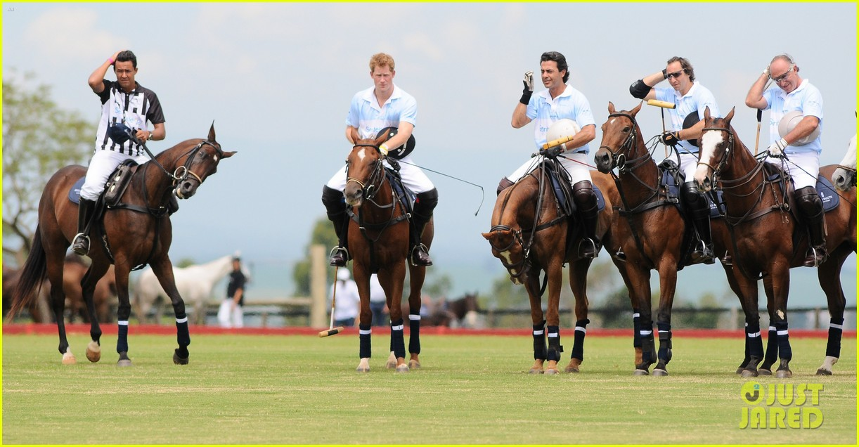 prince harry polo 09