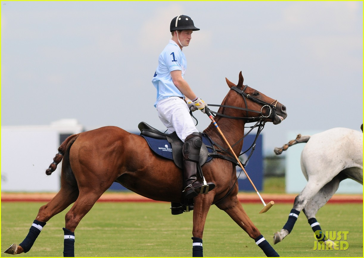 prince harry polo 27