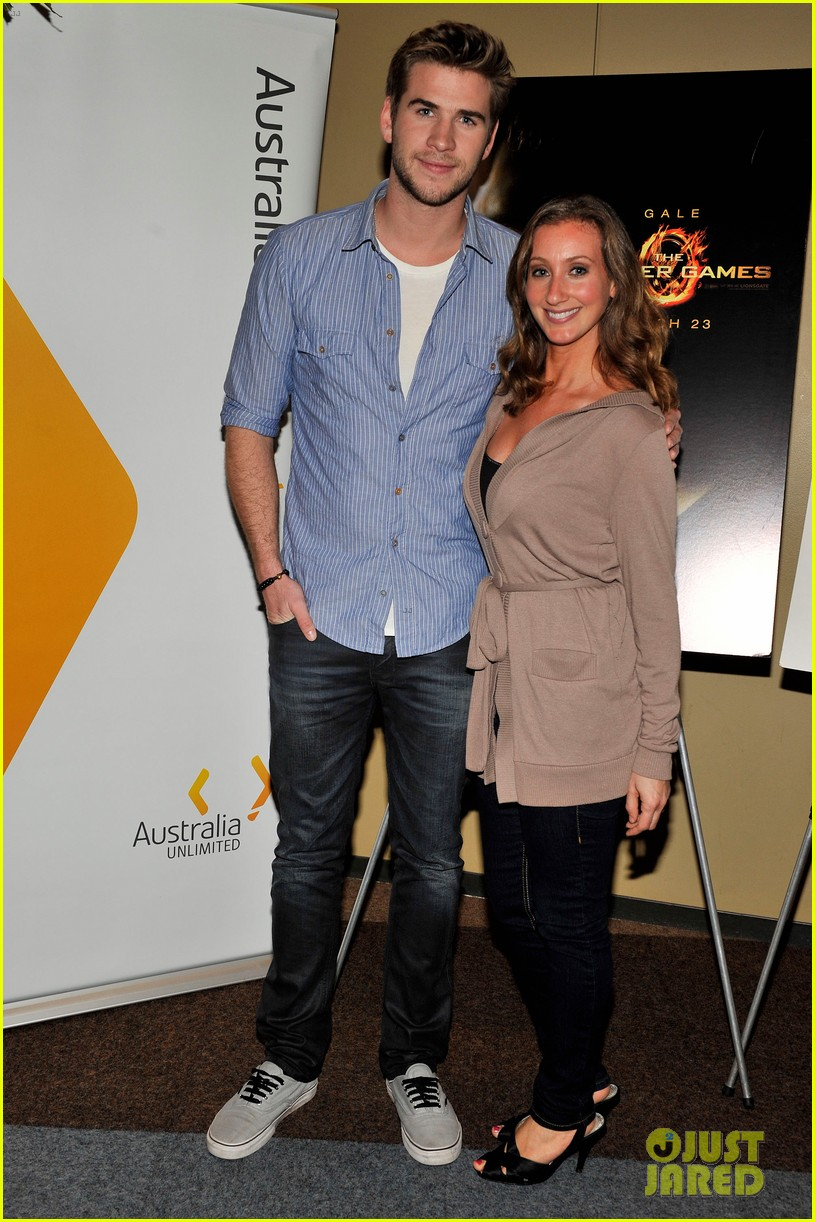 liam hemsworth australians film screening 01