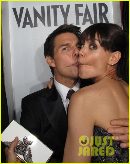 Full Sized Photo of celebrities vanity fair photo booth 05 ... Tom Cruise