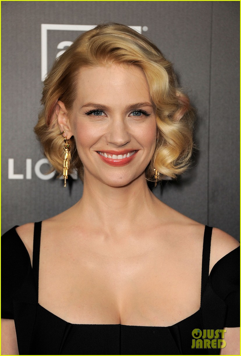 january jones jon hamm mad men premiere 09