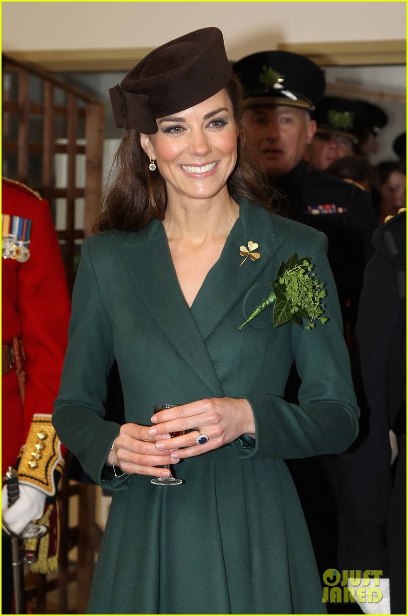 duchess kate saint patricks day 01