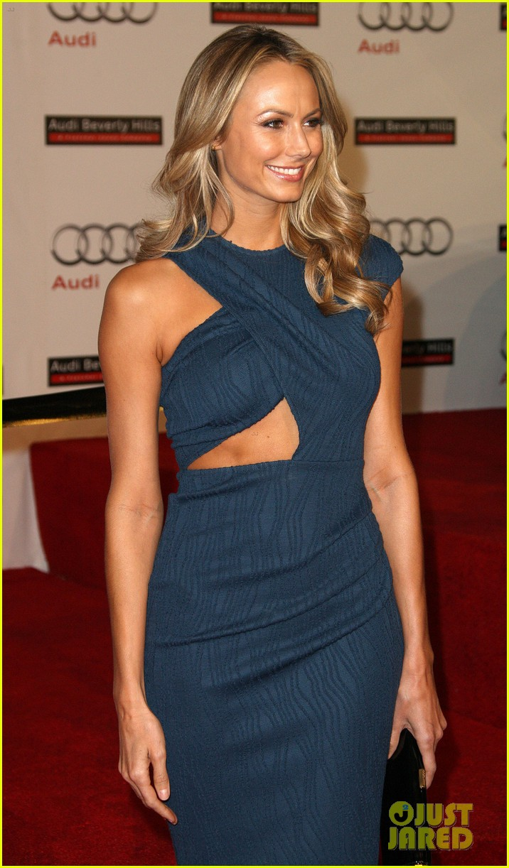 stacy keibler audi opening 022637434