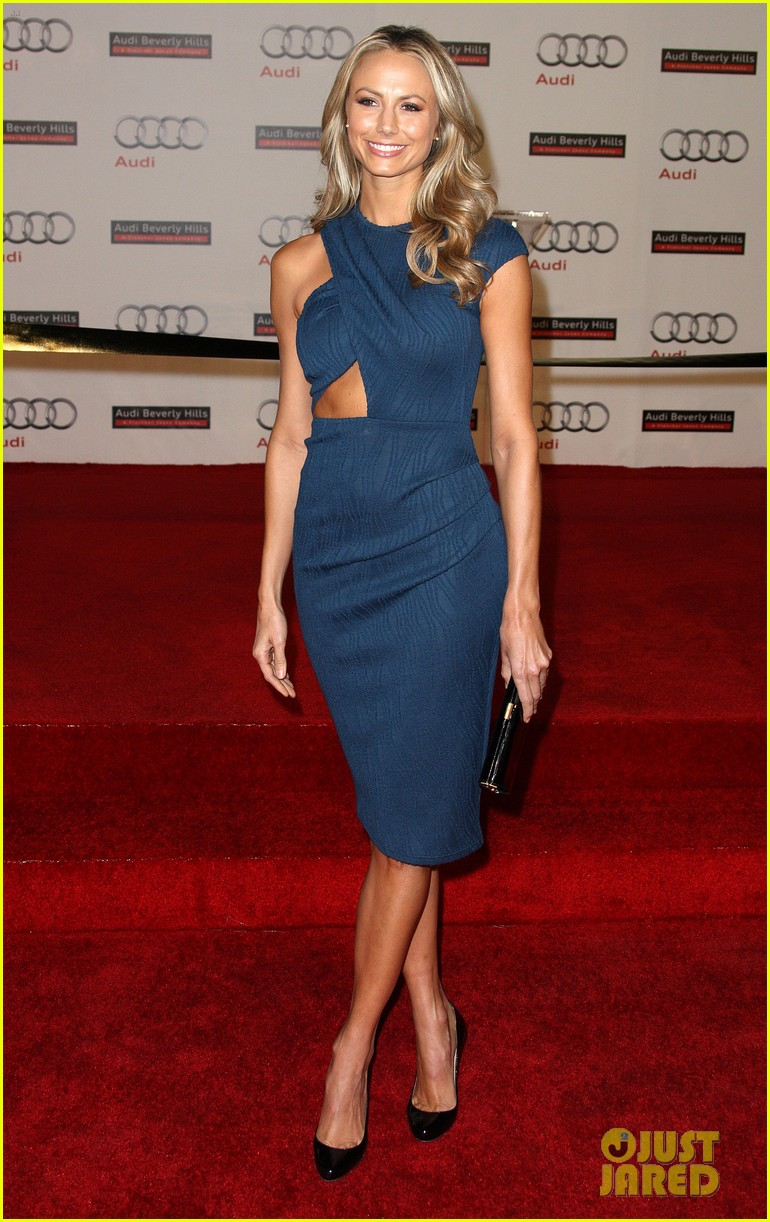 stacy keibler audi opening 05