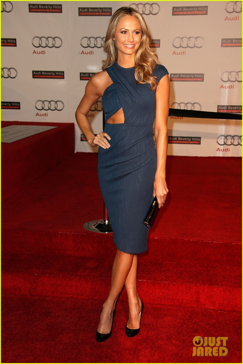 stacy keibler audi opening 06