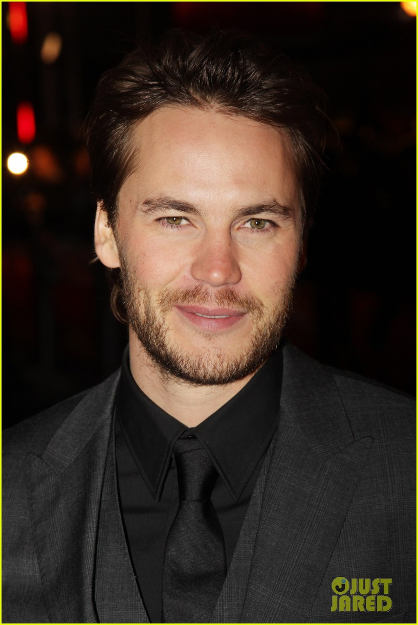 taylor kitsch john carter uk premiere 03