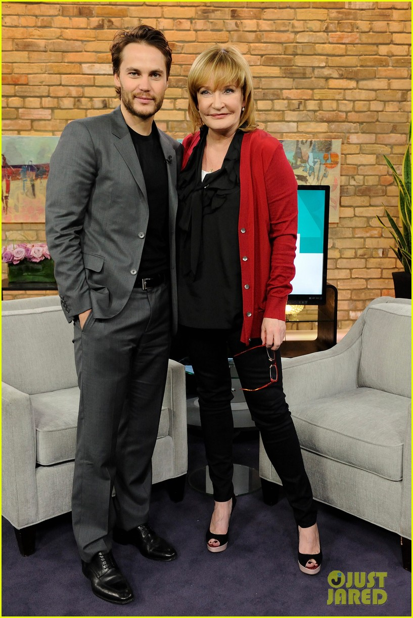 taylor kitsch marilyn denis show 02