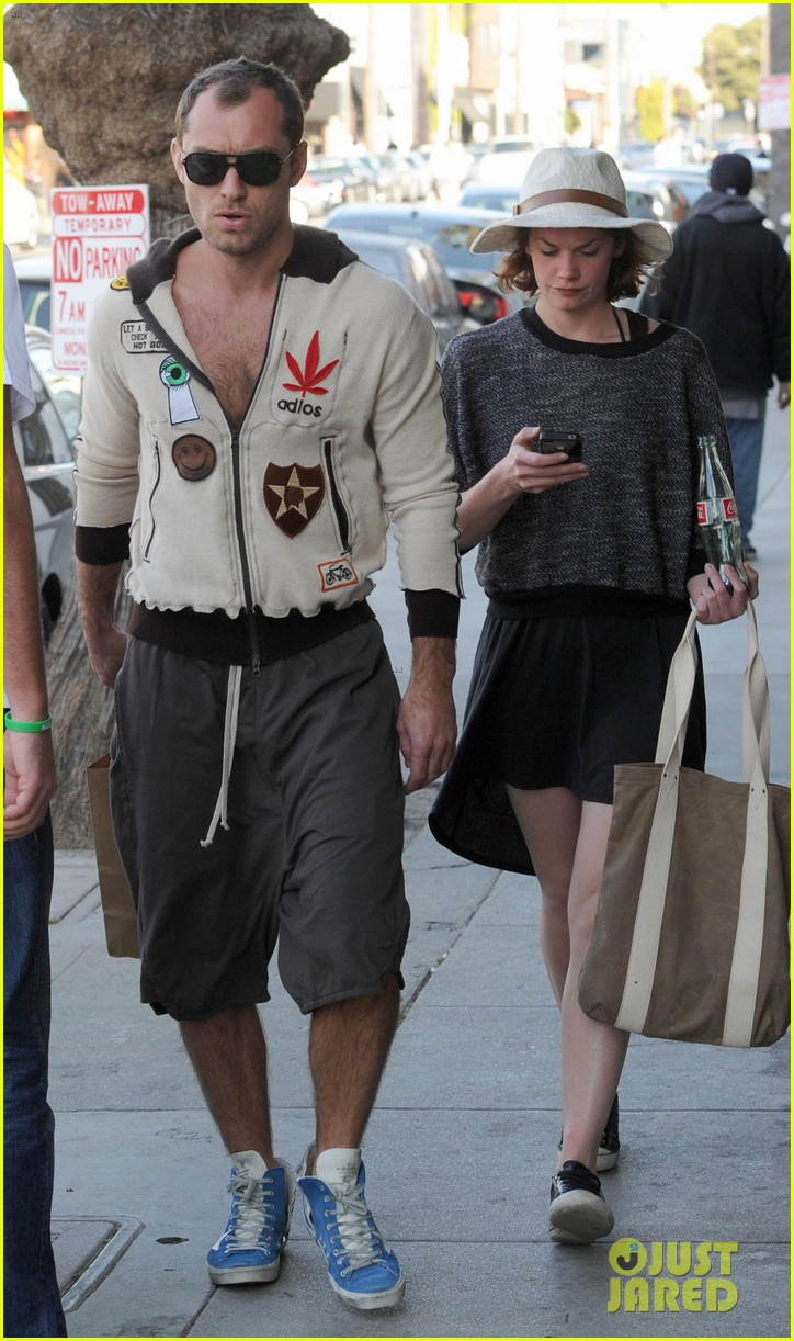 jude law ruth wilson new couple 02