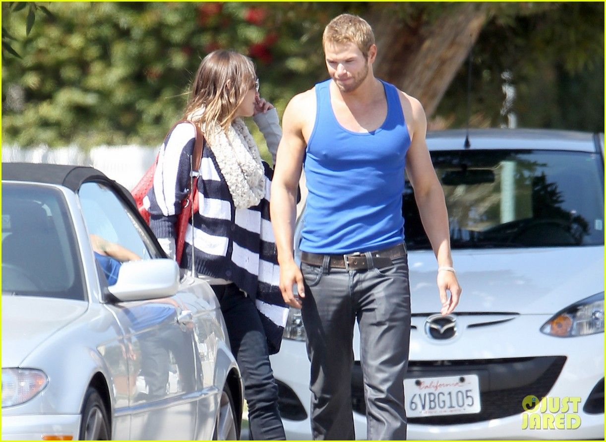 kellan lutz goodbye kiss with sharni vinson 062639203