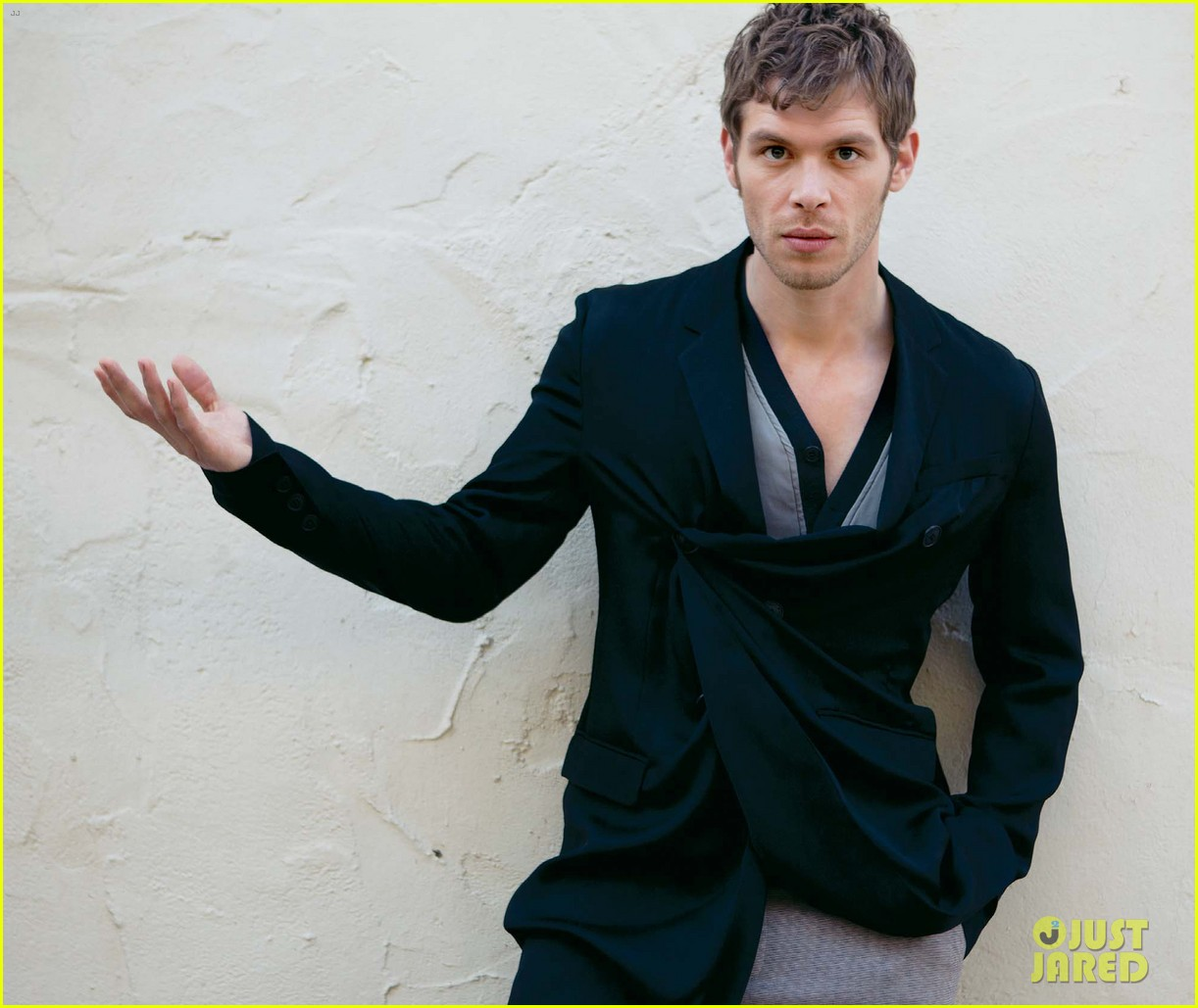 joseph morgan august man february 03