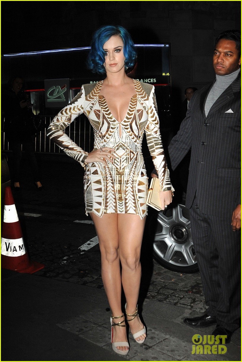 katy perry karl lagerfeld dinner 052635148