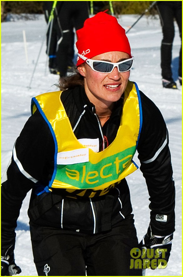 pippa middleton ski race march 01