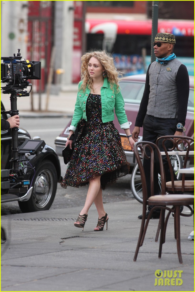 annasophia robb the carrie diaries 80s cutie 112643414