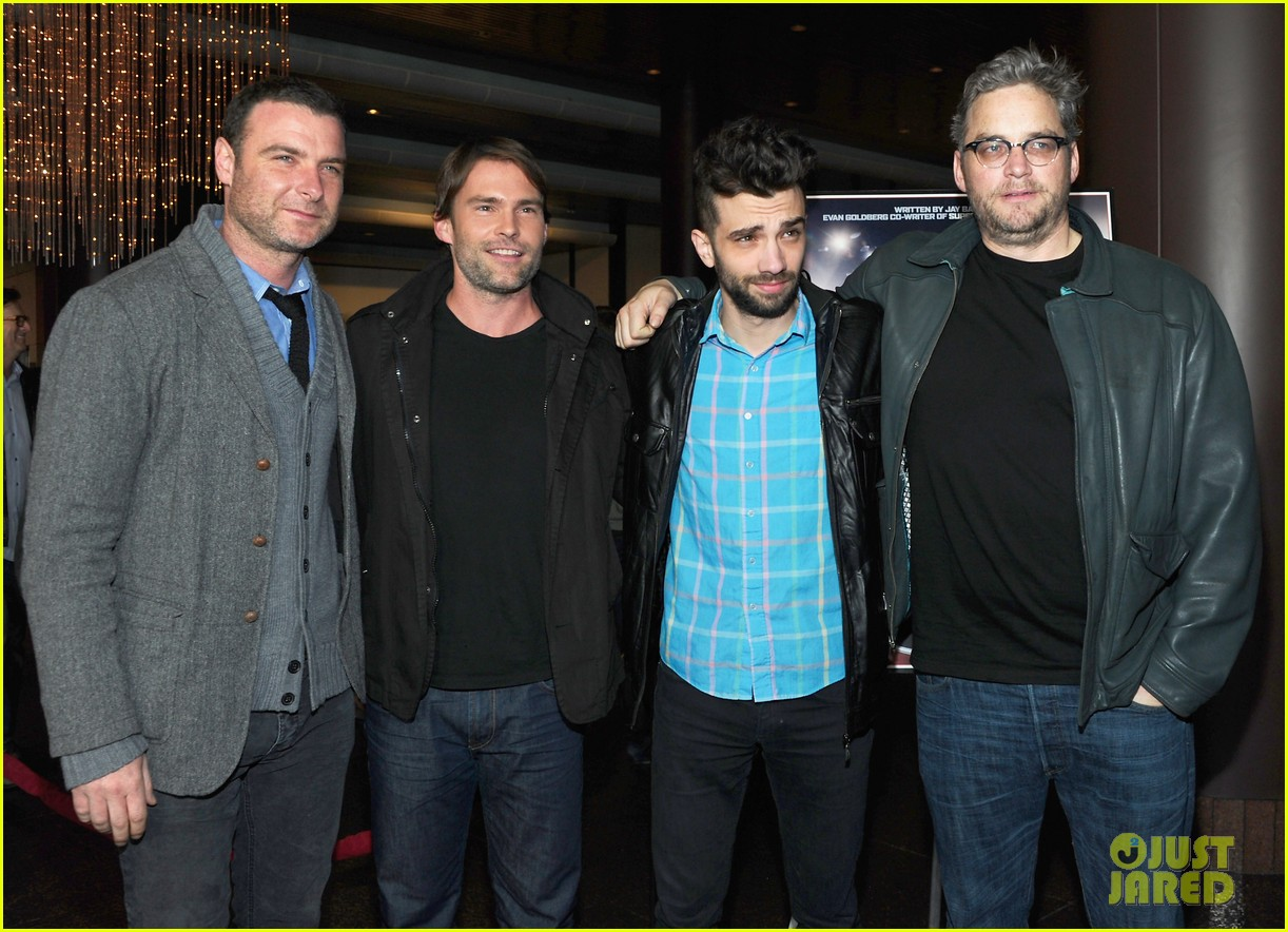 liev schreiber seann william scott goon screening 032634860