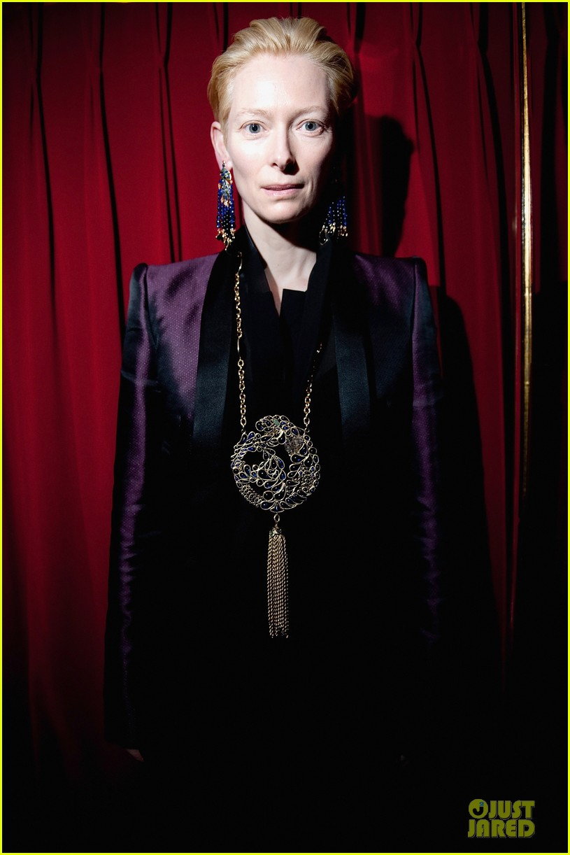 tilda swinton catherine baba for gripoix presentation 042635727